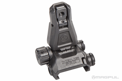 MBUS Pro - Magpul Back-Up Sight � Rear