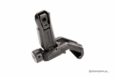 MBUS Pro Offset Rear Sight