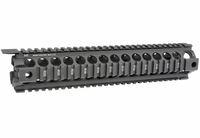 Midwest Industries Gen2 Drop-In Two Piece Handguard, Rifle Length