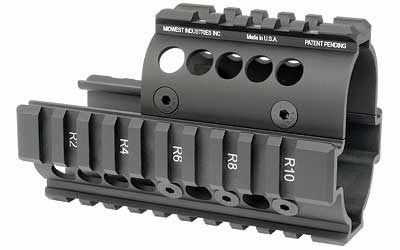 Midwest Industries Mini Draco Pistol Quad Rail Handguard