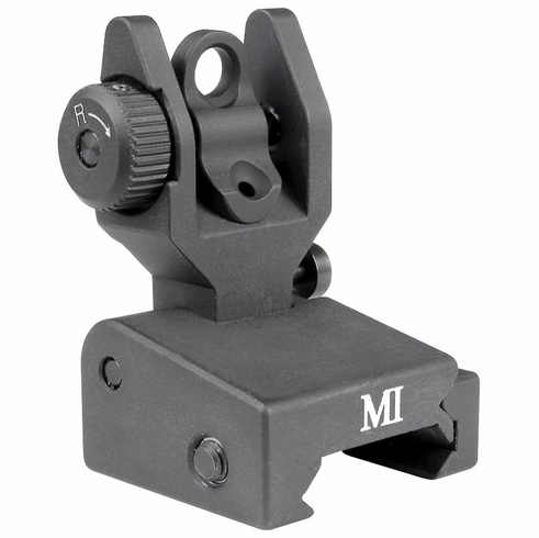Midwest Industries SPLP Flip-Up Rear Sight