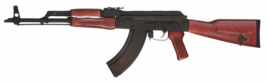 TAPCO TimberSmith Premium Red Romanian AK-47 Stock Set