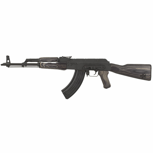 TAPCO TimberSmith Romanian AK-47 Stock Set, Black Laminate