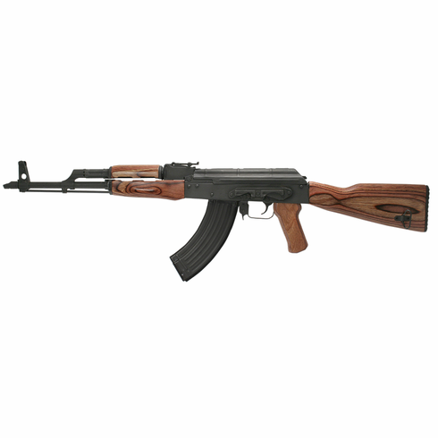 TAPCO TimberSmith Romanian AK-47 Stock Set, Brown Laminate