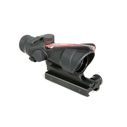 Trijicon ACOG 4X32 Scope, Red Horseshoe w/ Target Reference System
