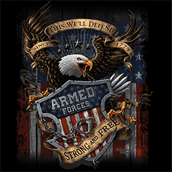 Patriotic T Shirts - MSC Distributors
