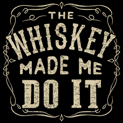 Bulk Wholesale Suppliers Graphic T-Shirts Whiskey Sayings - 22333EL4