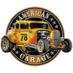 Wholesale Clothing Apparel Officially Licensed Classic Car T Shirts Bulk Cheap Suppliers - MSC Distributors - 22491HD1