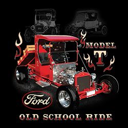 Wholesale Classic Car T Shirts Suppliers - MSC Distributors