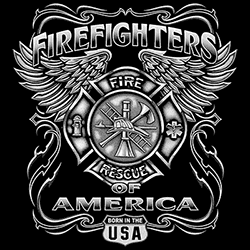 Firefighter T Shirts Wholesale Firefighter T Shirts - 22814ED1