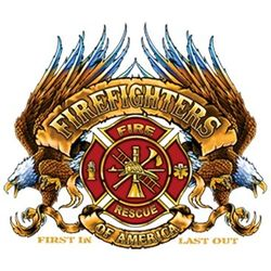 Firefighter T Shirts - a10463f