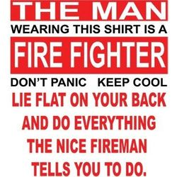 Firefighter T Shirts - a11205b
