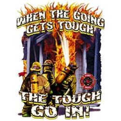 Firefighter T Shirts - A12386C