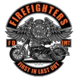 Firefighter T Shirts - a8536g