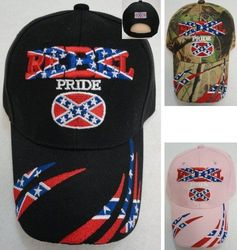 Wholesale Patriotic Rebel Flag Apparel Online Store Hats and T Shirts Suppliers - MSC Distributors - HT110