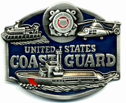 Wholesale Military Supplier - Coast Guard. Military Belt Buckle