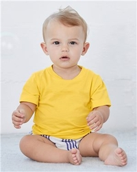 T Shirts Wholesale Bulk Supplier - Boy's Baby Jersey Short Sleeve Tee | Bella-Canvas - 3001B