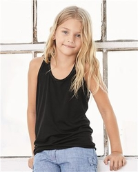 Tank Tops Wholesale Bulk Supplier - Bella + Canvas - Youth Flowy RacerbackTank - 8800Y