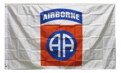 Wholesale Best Flags For Sale Military - FLG627 82 Airborne Flag 3x5