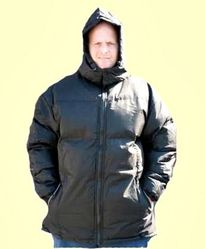 Wholesale Clothing, Best Selling USA Winter Cold Weather Hats Gloves, Coats, T-Shirts, #752-330-FL Fleece Lined Men's Winter Parka - $18.50 each (12 pieces)