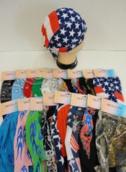 Skull Hats Wholesale BN16. Assorted Skull Caps