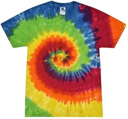 Buy Fashion Bulk Clearance Items Cheap Sale Prices Online - Colortone Top Wholesale Tie Dye T Shirts Suppliers in the USA - MSC Distributors