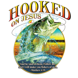 Christian T-Shirts Wholesale Christian Fishing T Shirts - MSC Distributors