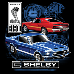 Wholesale Best Unique Cool Muscle Car T Shirts - MSC Distributors