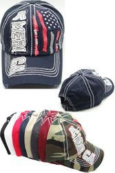 Wholesale Buy Cheap Products - American Flag Hats - MSC Distributors