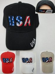 Wholesale Buy Cheap Products - American Flag Eagles Hats Wholesale - MSC Distributors