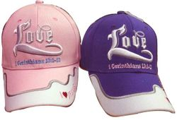 Christian Hats Wholesale Christian Caps - MSC Distributors - CAP805A