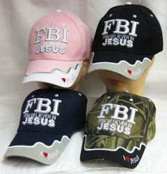 Christian Hats Wholesale Clothing Apparel Men's Cheap Christian Hats - CAP813 Firm Believer in Jesus