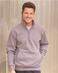 T Shirts Wholesale Distributor - Clothing Sweatshirt Wholesale Bulk Supplier - Men's Champion Clothing S400 - Double Dry Eco 1/4 Zip Pullover