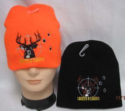 Men's Hats Hunting Wholesale Locked and Loaded - MSC Distributors