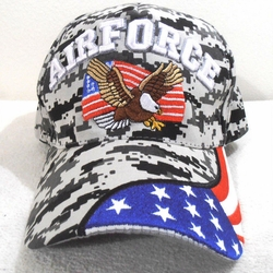Clothing Military Hats Caps Wholesale Bulk Suppliers Massachusetts - Air Force SKU 078