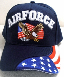 Clothing Military Hats Caps Wholesale Bulk Suppliers Massachusetts - Air Force SKU 124