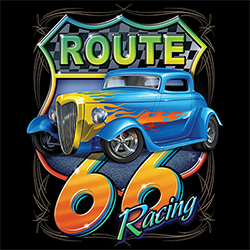 Custom T-Shirts Buy Design Best Store Online Shop Apparel Merchandise - Country Route 66 Racing Men's Clothing Sweatshirts Hoodies Caps T Shirts Hats Graphic Wholesale - 22180HD2