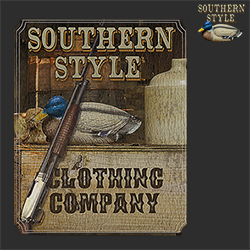Duck Hunting Country Soutern Style T Shirts Wholesale Bulk Supplier - 21967D2-250x250
