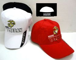 Marine Corps Hats Cheap Wholesale Online Drop Shipping - ECAP308b. Military Embroidered Twill Cap