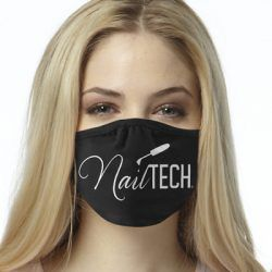 Art Brands Nail Tech Heat Transfers, Virus Face Masks, Funny Graphic Screen Printed, Wholesale Supplier - Face Masks