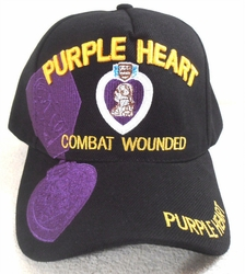 Wholesale Hats Caps Supplier Bulk - Purple Heart Hats