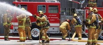 Firefighter Men's Clothing