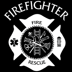 Firefighter T-Shirts Wholesale Fire Rescue T Shirts - 22933EL2