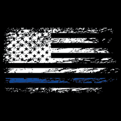 Firefighter T Shirts Wholesale Police Thin Blue Line T Shirts - 22937EL4