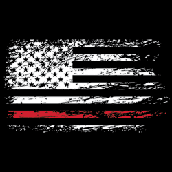 Firefighter T Shirts Wholesale Firefighter Thin Red Line T Shirts - 22939EL4
