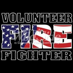 Volunteer Firefighter T Shirts - a4142e