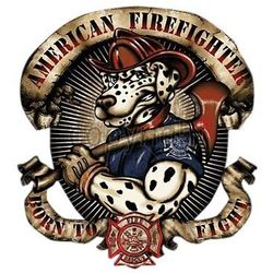 Firefighter T Shirts - A6430G