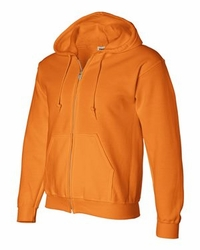 T Shirts Wholesale Distributor - Gildan - DryBlend Hooded Full-Zip Sweatshirt - 12600