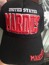 Hats Caps Wholesale Bulk Supplier - US MARINES Military Veterran -MSC Distributors Massachusetts