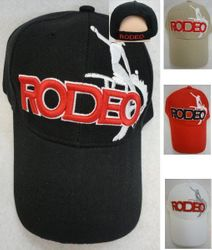 Wholesale - HT571. RODEO Ball Cap